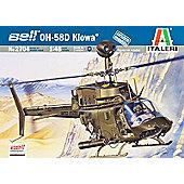 OH-58D Kiowa - 1:48 Scale - 2704 - Italeri