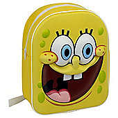 SpongeBob 3D Junior Backpack