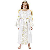 F&F Christmas Angel Nativity Costume - White
