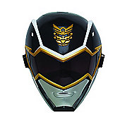 Power Rangers Megaforce Black Ranger Mask