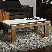 Gallego Sanchez Concept Coffee Table - Walnut