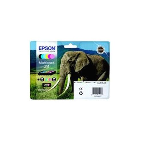 Epson 24 Claria Photo HD Ink Multipack 6-colours