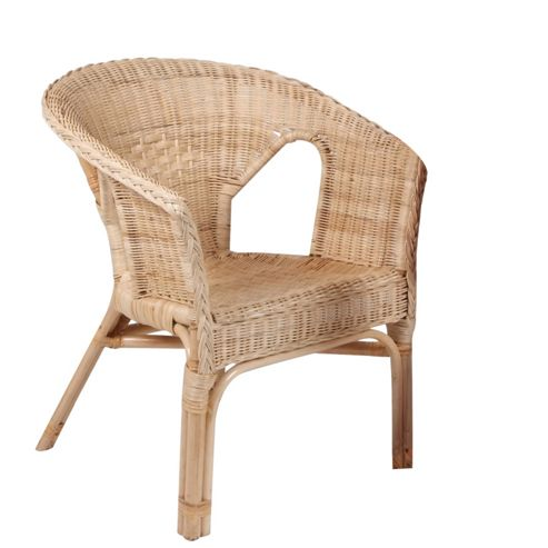 Desser Loom Occasional Chair - Natural