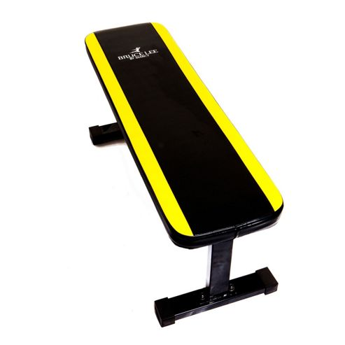 Marcy Bruce Lee Signature Flat Bench