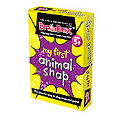BrainBox My First Animal Snap Card Game