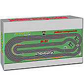 Scalextric Digital Set Sl61 Fast Jadlamracing Layout 4 Cars