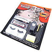 Vampire Fancy Dress Make Up Kit
