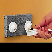 Clippasafe Plug Socket Covers 4 Pack