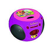 Lexibook Doc McStuffins Radio CD player