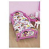 Dora Bed  Junior Bed Bedding Set