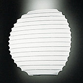 Leucos Modulo Wall Light with Glossy White Shape - 2x26W Fluorescent G24Q3