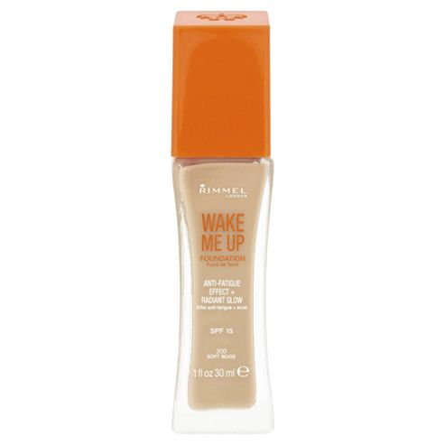 Rimmel Wake Me Up Make Up Soft Beige