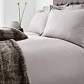 Casa Couture Smart Herringbone Oxford Pillowcase