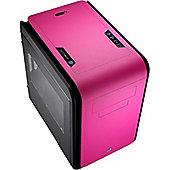 Cube Special Edition Pink Gaming PC AMD A8 Quad Core with Radeon R9 380 2Gb GPU Gigabyte GA-F2A58M-HD2 Mainboard Radeon R9 380 2GB GPU Desktop
