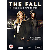 The Fall - Series 1 & 2 DVD