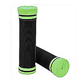 State Side Slamm Scooters Two Tone Bar Grips - Green
