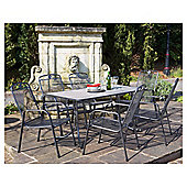 Royal Garden Savoy Mesh Dining Set 6 seater