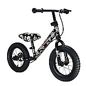 Kiddimoto Skullz Super Junior Max Metal Balance Bike