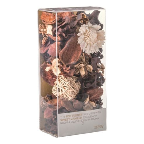 Tesco Sweet Vanilla Pot Pourri