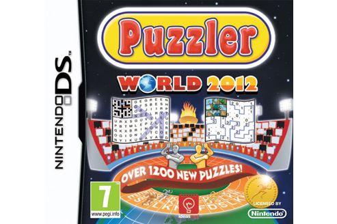 Puzzler World 2012 3D (3DS)