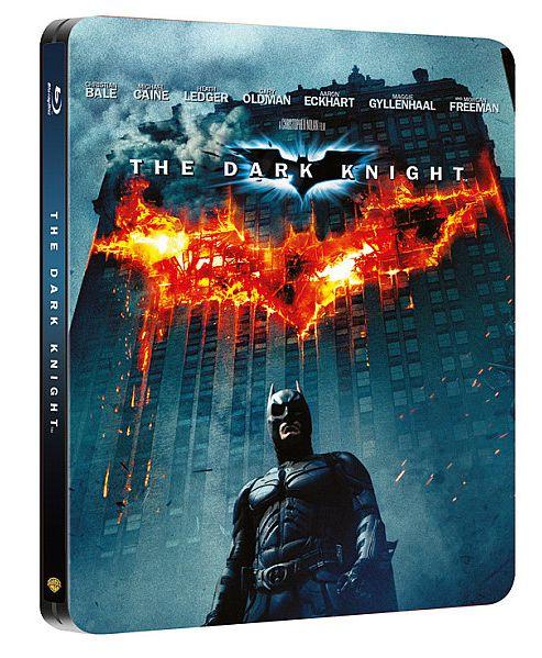 The Dark Knight Steelbook