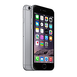 SIM Free - iPhone 6 16GB Space Grey