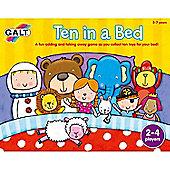 Ten In A Bed - Games - Galt