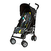 Mothercare Baby Nanu Stroller Buggie- Geo Liquorice