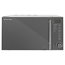 Russell Hobbs Solo Microwave RHM2017 20L, Silver