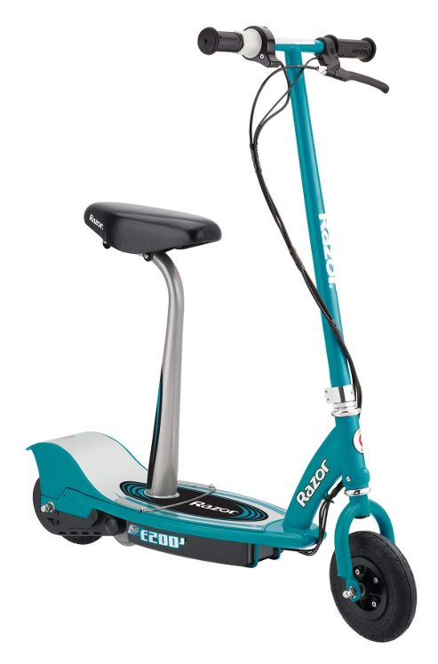 Buy razor e200s seated electric scooter from our electric for Motorized scooter black friday