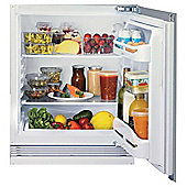 Indesit INTS1612 Fridge Built in, A+ Energy Rating, White, 58cm