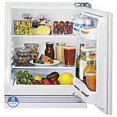 Indesit INTS1612 Built In Fridge, 58cm, A+ Energy Rating, White