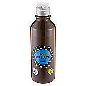 Go Create Ready Mixed Paint 300ml - Brown