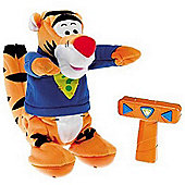 Fisher Price Roll To The Rescue Sleuthin Tigger
