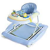 Babyco Baby Walker/Rocker - Blue