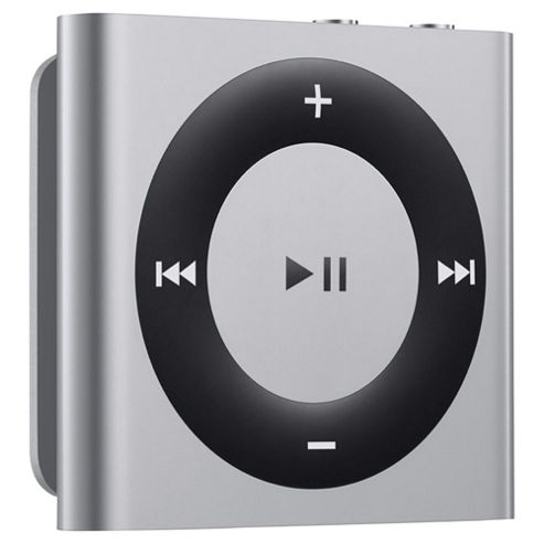 Apple 2GB (4th Gen) shuffle iPod Silver