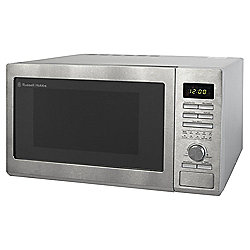 Russell Hobbs RHM3002 Combination Microwave Oven, 30L -Stainless Steel