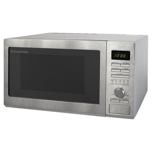 Russell Hobbs RHM3002 30L 900W Combination Microwave - Stainless Steel