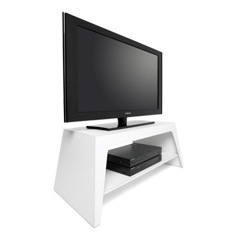 Mor Colorado TV Stand - High Gloss White