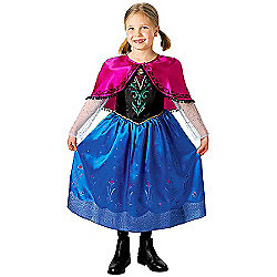 Rubies - Anna Deluxe - Child Costume 3-4 years