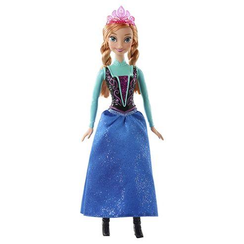 Disney Princess Frozen Sparkle Anna Doll