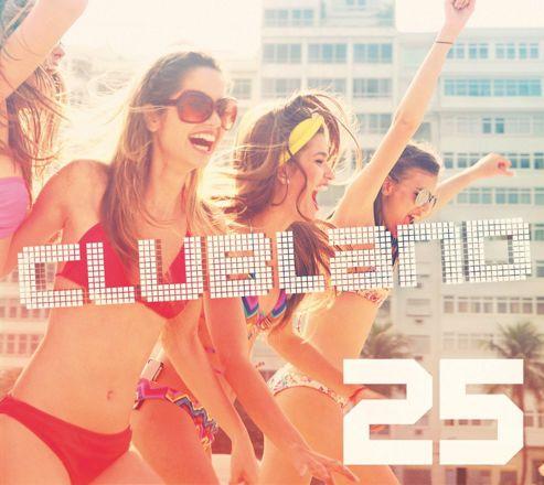 Clubland 25 - 2CD