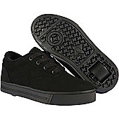Heelys Launch 2.0 Nubuck/Black Heely Shoe - Black