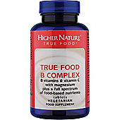 Higher Nature True Food B6 30 Vegitabs
