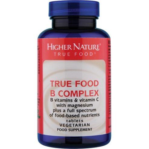 Higher Nature True Food B6 30 Vegitabs