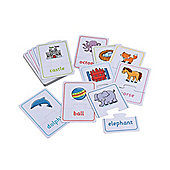 ELC Pictures and Words Puzzle