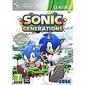 Sonic Generations Classics - Xbox-360