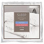 Tesco Soft Touch 10.5 Tog Duvet Superking