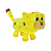 Minecraft 18cm Baby Ocelot Soft Toy