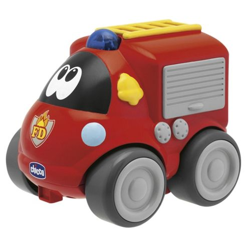 Chicco RC Rechargeable Fire Truck